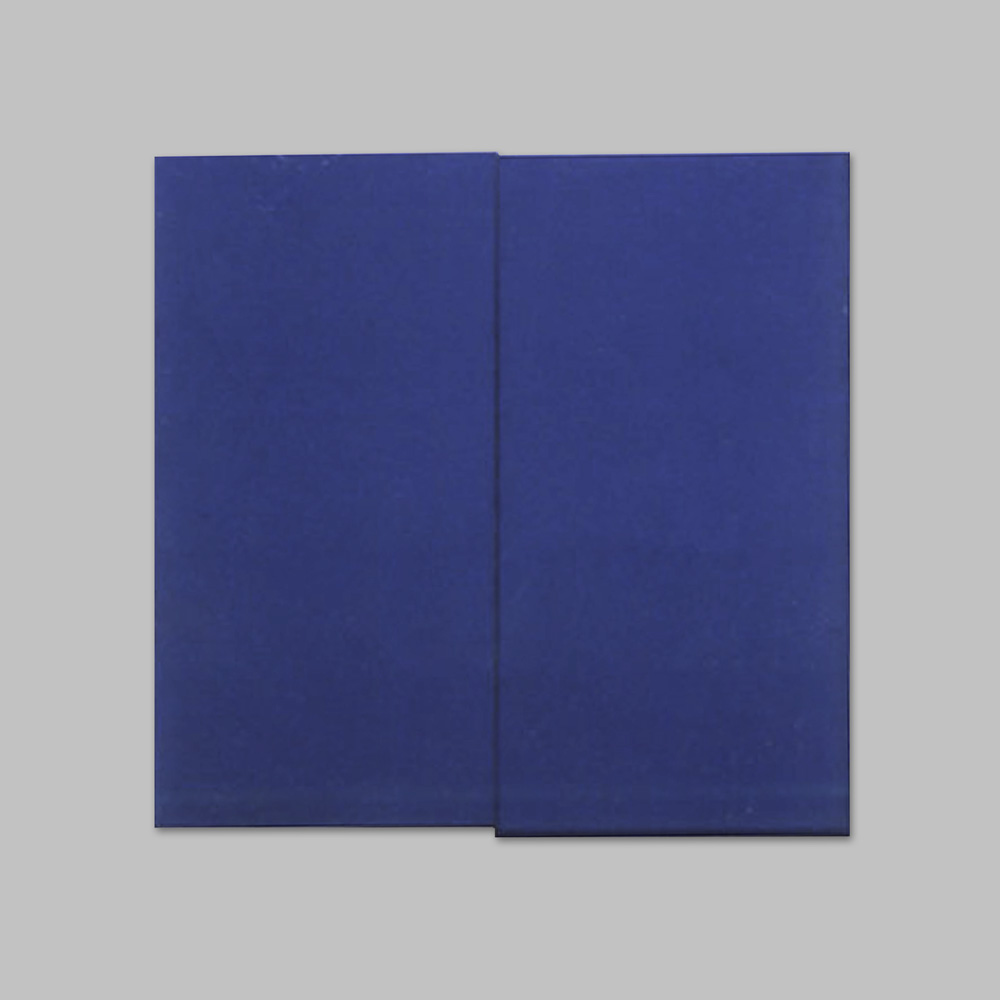 Robert Huot / Two Blue Suits / 1967