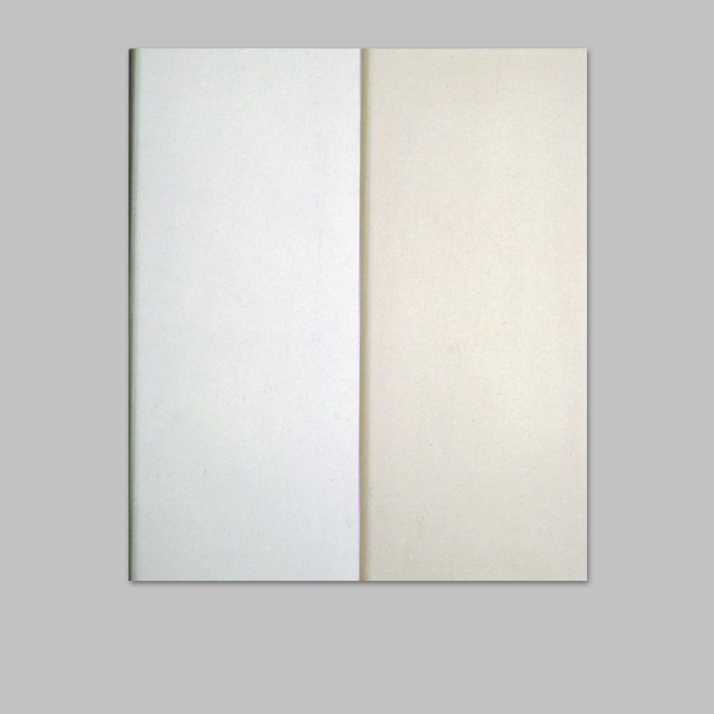 """Robert Huot - ZZyZX / 1968 / Acrylic on Canvas / 60"""" x 50"""""""
