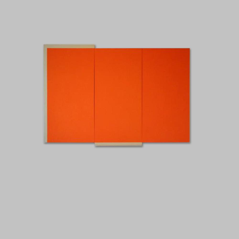 Robert Huot - Galerie Ziegler - 3 Kinds of Red Coats