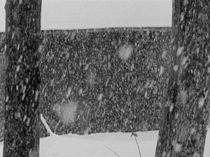 "Robert Huot - Still from""Snow"""