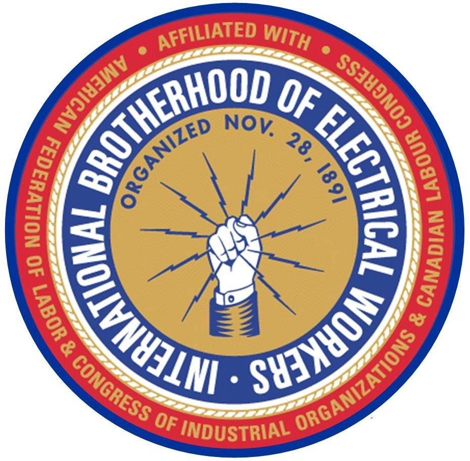 Ibew+Local+317 Symbol for International Brotherhood of Electrical ...