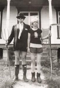 Robert Huot and Carol Kinne