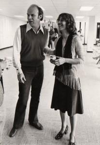 Robert Huot & Carol Kinne