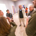 Robert Huot Paintings at Munson Williams Proctor - Utica, NY 11/19