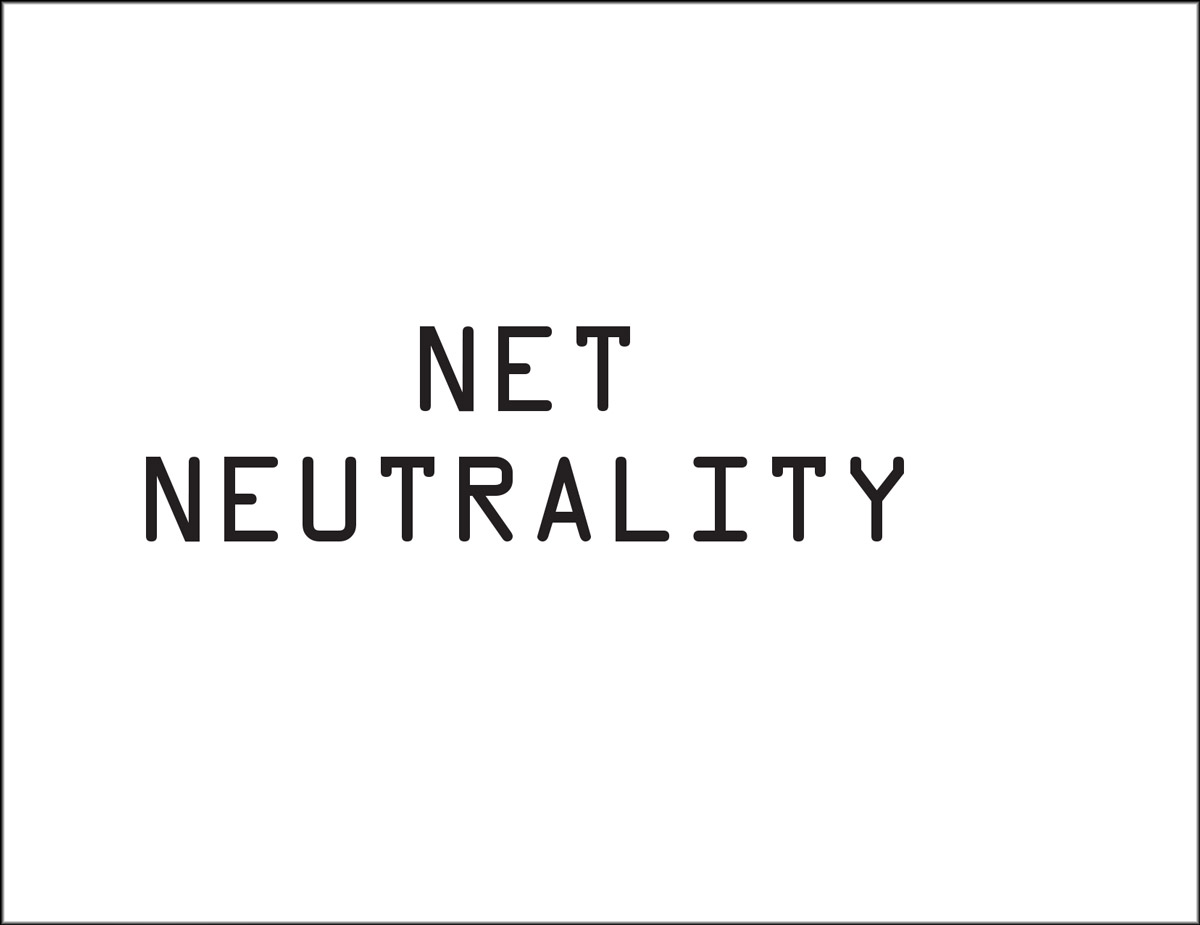 Post Card Design - Net Neutrality
